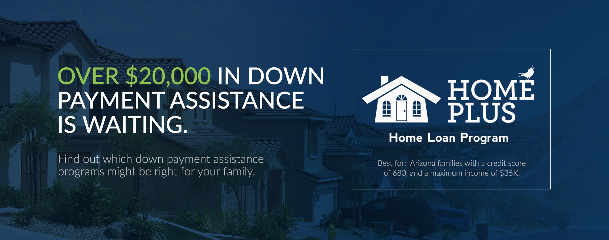 Down Payment Assistance In Arizona