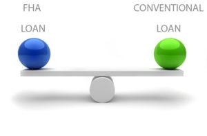 FHA Loan vs Conventional Loan