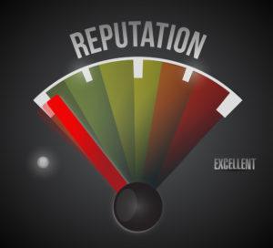 Reputation Meter for Lenders